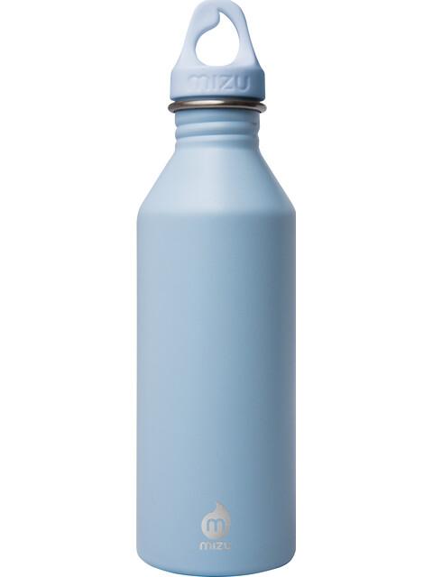 MIZU M8 Drikkeflaske with Ice Blue Loop Cap 800ml blå